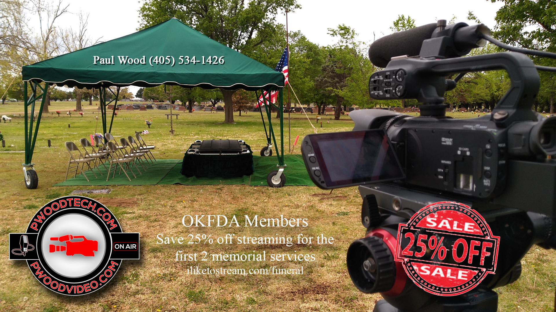25% off for OKFDA